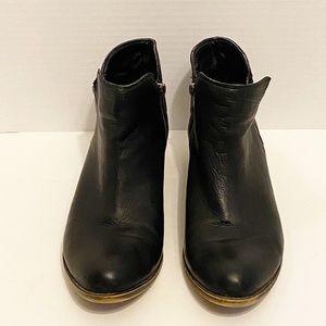 Lucky Brand Black Booties Size 9.5